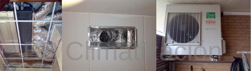 BP Climatización 976902922 Instalación de aire acondicionado en vivienda piso