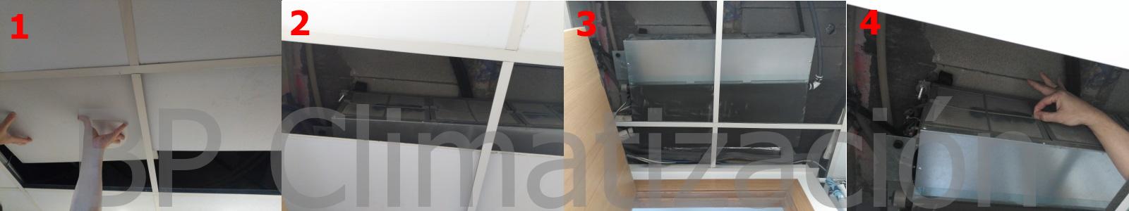 BP Climatización 976902922: Mantenimiento de aire acondicionado conductos limpieza de filtros