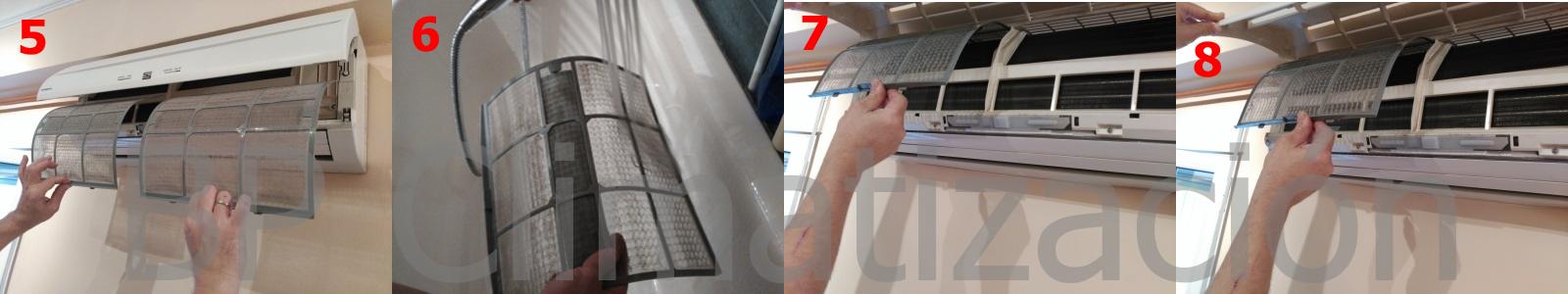 BP Climatización 976902922: Mantenimiento de aire acondicionado splits limpieza de filtros