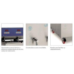 AGE-TWIN_55-120-BP Climatización-Tienda Online Maquinaria Hostelería y Alimentación. www.bpclimatizacion.com