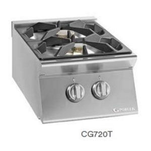 Cocina Gas Giorik Línea 700 UNIKA-BP Climatización-Tienda Online Maquinaria Hostelería y Alimentación. www.bpclimatizacion.com