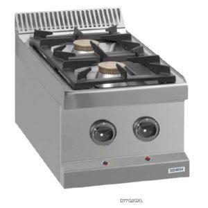 Cocina Gas Eurofred Línea 700-BP Climatización-Tienda Online Maquinaria Hostelería y Alimentación. www.bpclimatizacion.com
