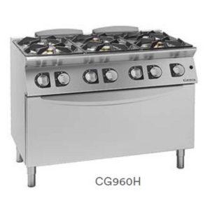 Cocina Gas Giorik Línea 900-BP Climatización-Tienda Online Maquinaria Hostelería y Alimentación. www.bpclimatizacion.com