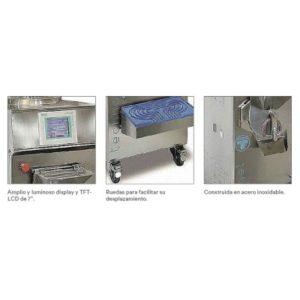 Pastomantecadora Technogel PROFESSIONAL-BP Climatización-Tienda Online Maquinaria Hostelería y Alimentación. www.bpclimatizacion.com
