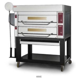 Horno Eléctrico Pizzería Oem-VALIDO_835E-BP Climatización-Tienda Online Maquinaria Hostelería y Alimentación. www.bpclimatizacion.com