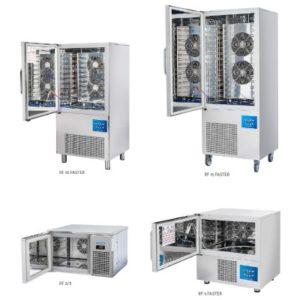 Abatidor Cool Head Serie RF-BP Climatización-Tienda Online Maquinaria Hostelería y Alimentación. www.bpclimatizacion.com