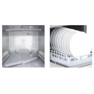 Lavaplatos-Ocean-61-BP Climatización-Tienda Online Maquinaria Hostelería y Alimentación. www.bpclimatizacion.com